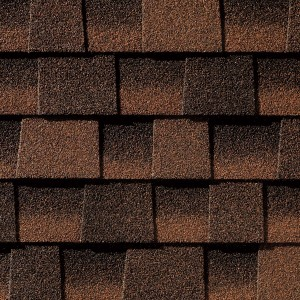 Hickory shingle