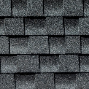 Pewter Gray shingle
